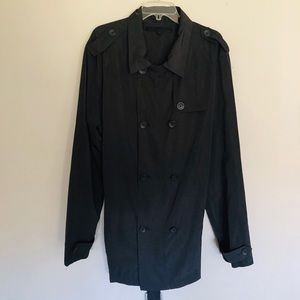 Kenneth Cole Utility Trench Coat
